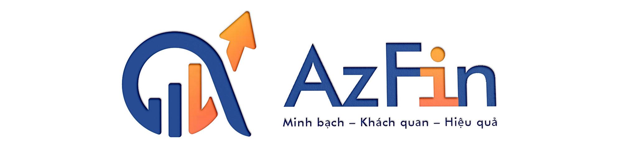 AzFin Vietnam, đầu tư chứng khoán khách quan, minh bạch, hiệu quả logo